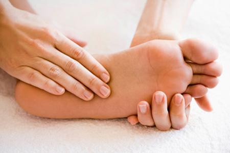 درمان ورم پا در بارداری