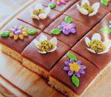 چگونه حلوا کیک خوشمزه بپزیم؟