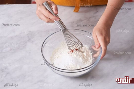 طرز تهیه کوکو ذرت سریع و خوشمزه
