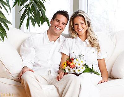 افزایش صمیمیت بین همسران