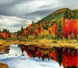 چرا پاییز رمانتیک ترین فصل برای سفر است؟