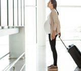 چند هشدار سفر در بارداری