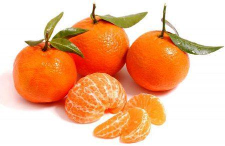 آشنایی با خواص نارنگی, خواص مواد غذایی