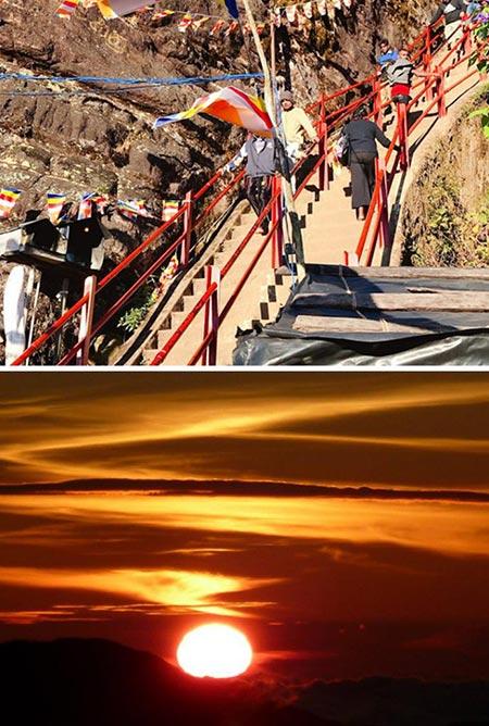 خطرناک ترین پله ها,پله های خطرناک,قله آدامز