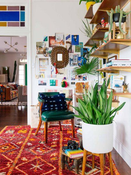دکوراسیون و چیدمان خانه به رنگ پاییزی, تغییر دکوراسیون خانه