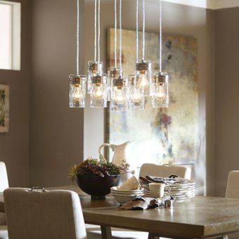 نکاتی برای نورپردازی اتاق غذاخوری
