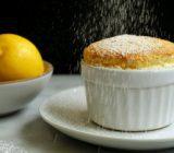 طرز تهیه دسر سوفله لیمو