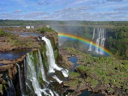 آبشارهای ایگواسو از زیباترین آبشارهای جهان (+تصاویر)