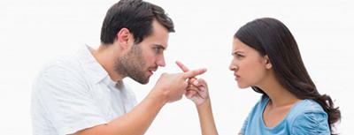 مشکلات شایع زن و شوهرها