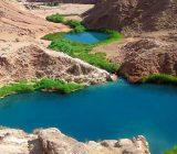 دریاچه دوقلوی سیاه گاو، آکواریوم طبیعی ایلام (+تصاویر)