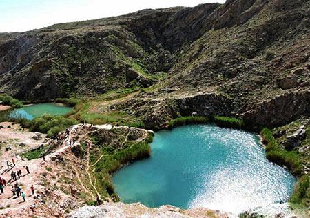 دریاچه دوقلوی سیاه گاو کجاست,دریاچه دوقلوی سیاه گاو,عکس های دریاچه دوقلوی سیاه گاو
