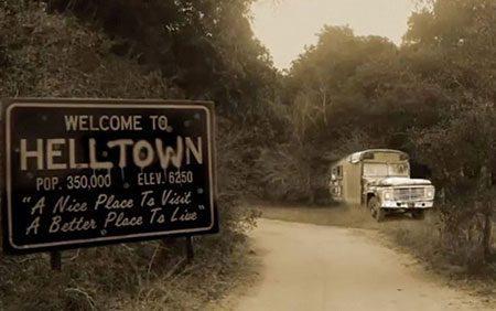 حقایقی عجیب در مورد شهر متروکه هلتون + عکس, توریسم