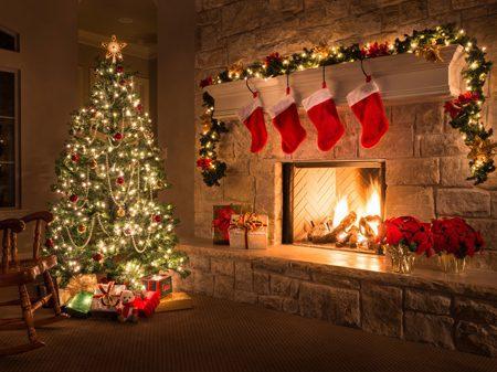 دکوراسیون و چیدمان کریسمس, چیدمان و دکوراسیون