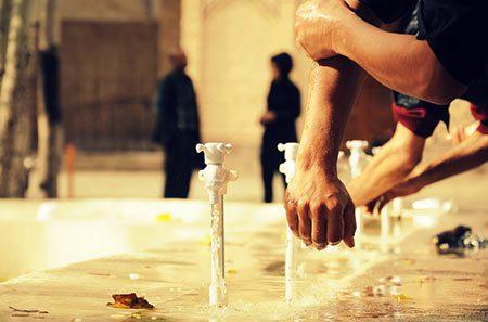 آیا وضو بر اعضای خیس اشکال دارد؟, احکام ، اعمال و دانستنی های مذهبی