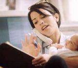 فرزندان مادران شاغل سالم ترند یا خانه دار؟