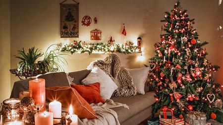 تزیینات زیبای کریسمس, زیباترین تزیینات کریسمس
