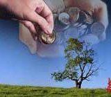آیا پول کنار گذاشته شده برای صدقه را میتوان جابجا کرد؟