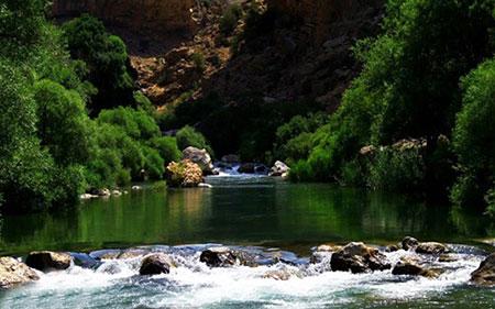 بهشت گمشده شیراز,معرفی بهشت گمشده شیراز,تنگ بستانک