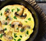 املت قارچ؛ صبح زمستانی خود را خوشمزه آغاز کنید!