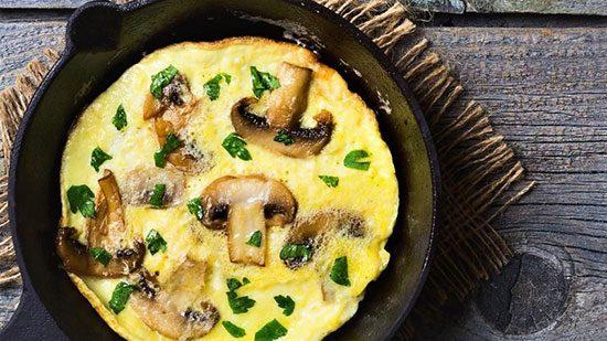 املت قارچ؛ صبح زمستانی خود را خوشمزه آغاز کنید!, آشپزی
