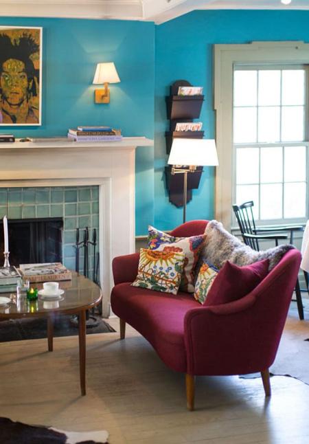 دکوراسیون و چیدمان رنگی خانه, بهترین رنگ های دکوراسیونی