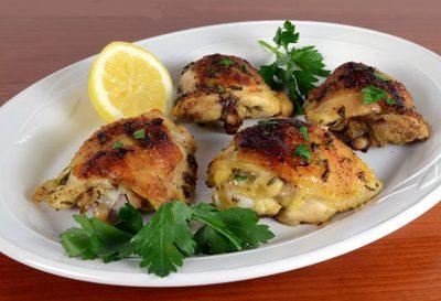 طرز تهیه مرغ طعم دار شده با سس کاری, آشپزی