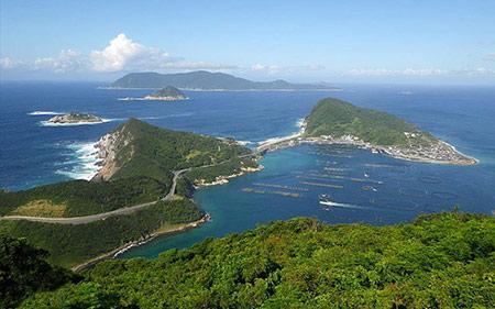 جزیره اوکینوشیما,جزیره اوکینوشیما ژاپن,عکس های جزیره اوکینوشیما