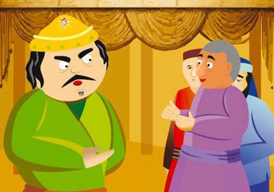 داستان ضرب المثل کوتاه خردمند بِه که نادان بلند, ضرب المثل و سخنان پند آموز