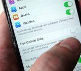 اپلیکیشن های آیفون را در مصرف اینترنت همراه محدود کنیم