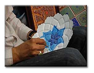آموزش هنر ميناکاري, صنایع دستی