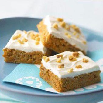 کیک هویجی پرگردو برای افراد دیابتی !
