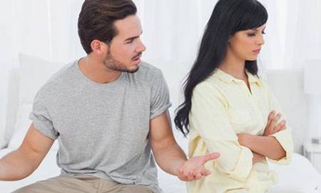 رفتار با همسر لجباز