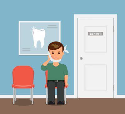 تست هوش: سالن انتظار مطب دندانپزشکی, سرگرمی