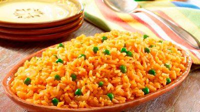 طرز پخت پلو مکزیکی,طرز تهیه پلو مکزیکی