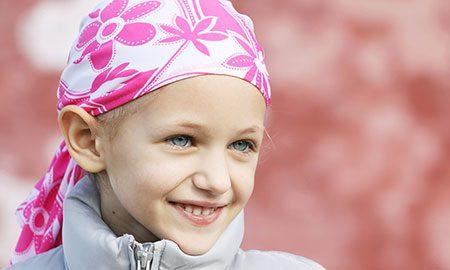 رفتار با کودکان سرطانی, با