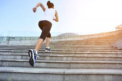 مزایا و فواید پله نوردی, ورزش