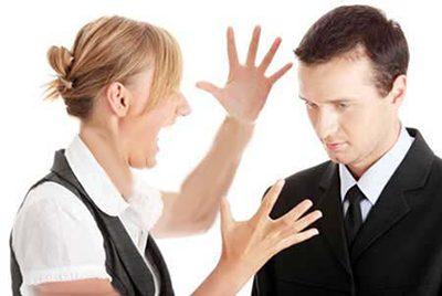 چگونه با همسر لجباز و یک دنده رفتار کنیم؟