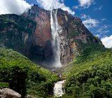 معرفی آبشار آنجل، بلندترین آبشار دنیا + عکس