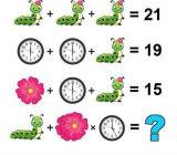 چه عددی به جای علامت سؤال قرار بگیرد؟
