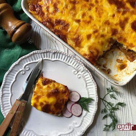 طرز تهیه موساکا؛ غذای خوش طعم یونانی!