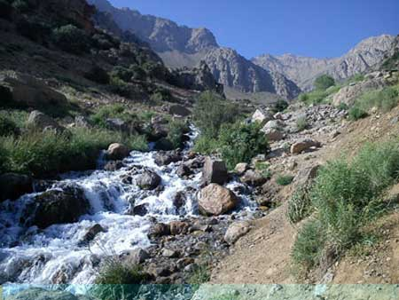 چشمه میشی,گردشگری,تور گردشگری