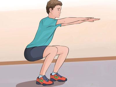 درمان پاهای پرانتزی با ورزش,پای پرانتزی,درمان پای پرانتزی