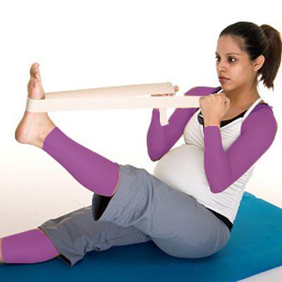 مزایا و خطرات ورزش در دوران بارداری, ورزش
