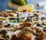 طرز تهیه پیتزا کاری