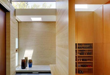 طراحی دکوراسیون خانه به سبک ژاپنی ها ,درهای کشویی به سبک ژاپنی