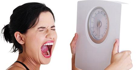 جلوگیری از توقف کاهش وزن
