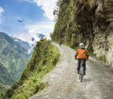 جاده ی یونگاس، از هیجان انگیز ترین راه های جهان