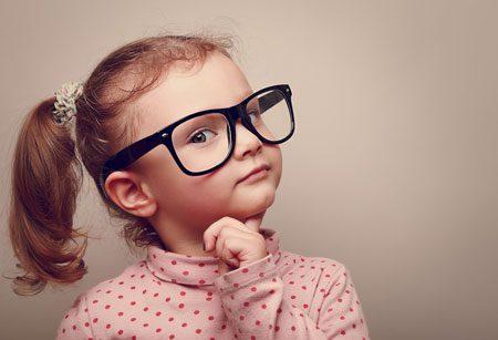 بعد از دیدن چه علائمی باید به توانایی ذهنی کودک شک کرد؟, شک