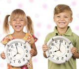 روشهایی برای درک مفهوم زمان به کودک