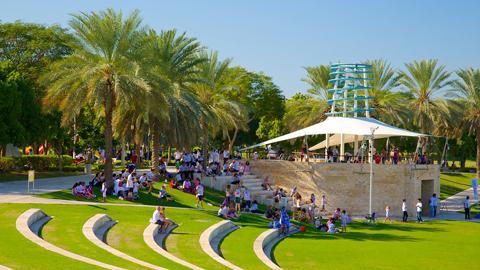 پارک خور دبی,مکانهای تفریحی دبی,جاذبه های گردشگری دبی